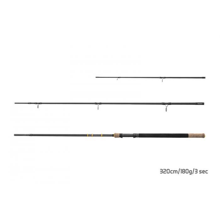 Въдица Delphin RIVER Trophy NXT 320cm/180g/3 parts
