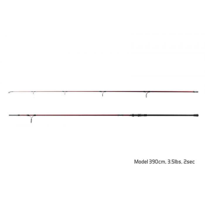 Въдица Delphin ETNA E3 2 parts 360cm/3.25lbs
