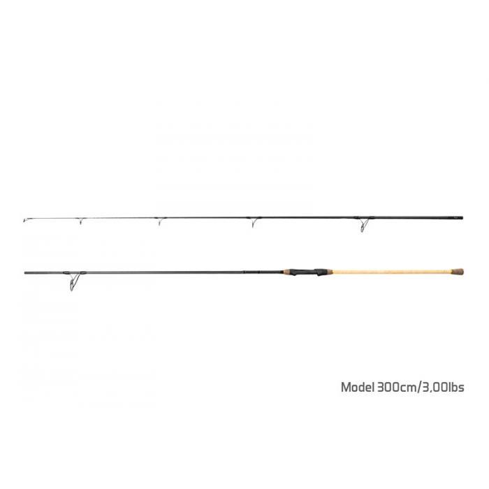 Въдица Delphin OPIUM V2 CORK / 2 части 300cm/3,00lbs
