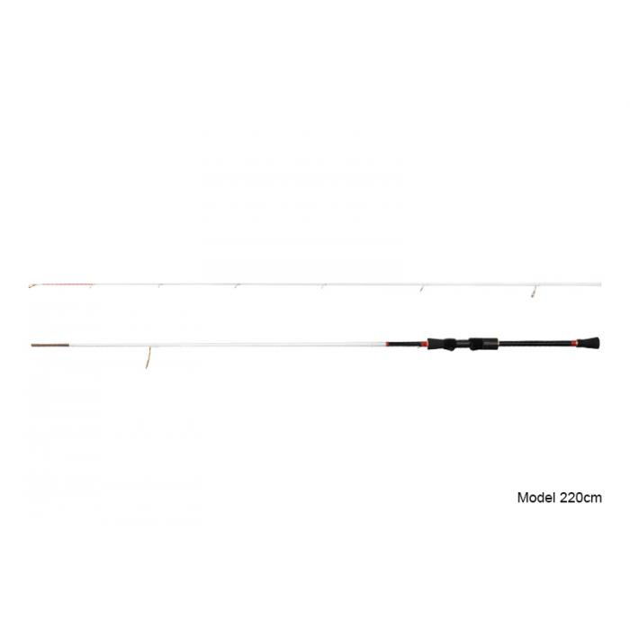 Въдица Delphin CALYPSO drop shot light - 220cm/5-15g