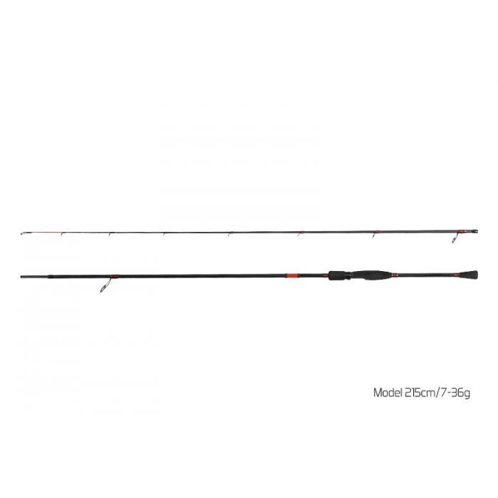 Въдица Delphin BANG 180см. / 0.5 - 5гр.