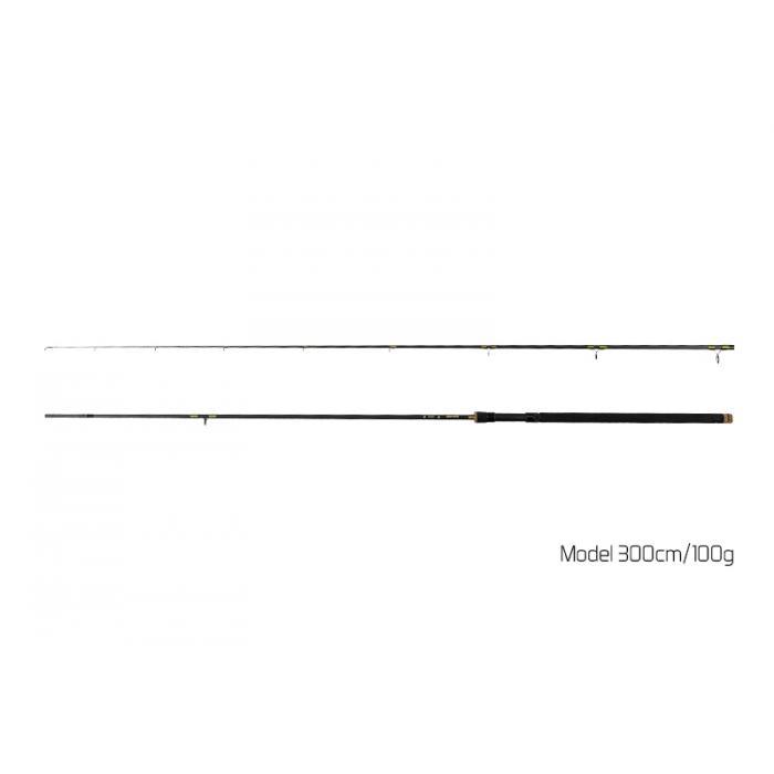 Въдица Delphin Murena - 270cm/100g