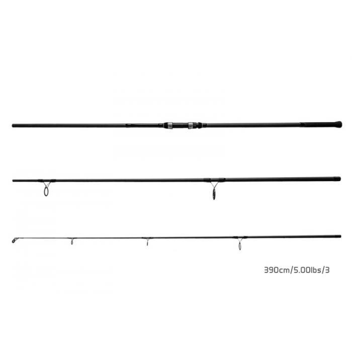 Спод въдица Delphin APOLLO Spod / 2 части - 360cm/5,00lbs