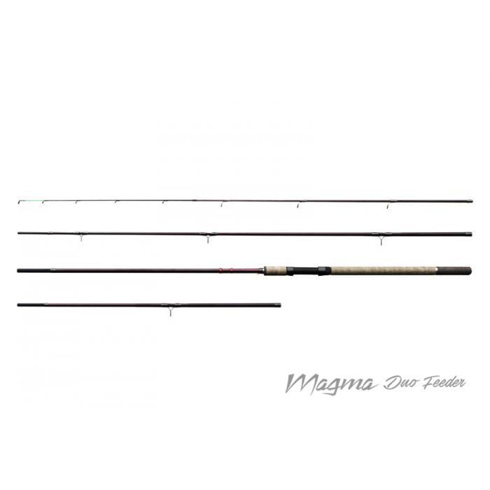 Въдица Delphin MAGMA II Next gen / 5 tips - 390cm/150g