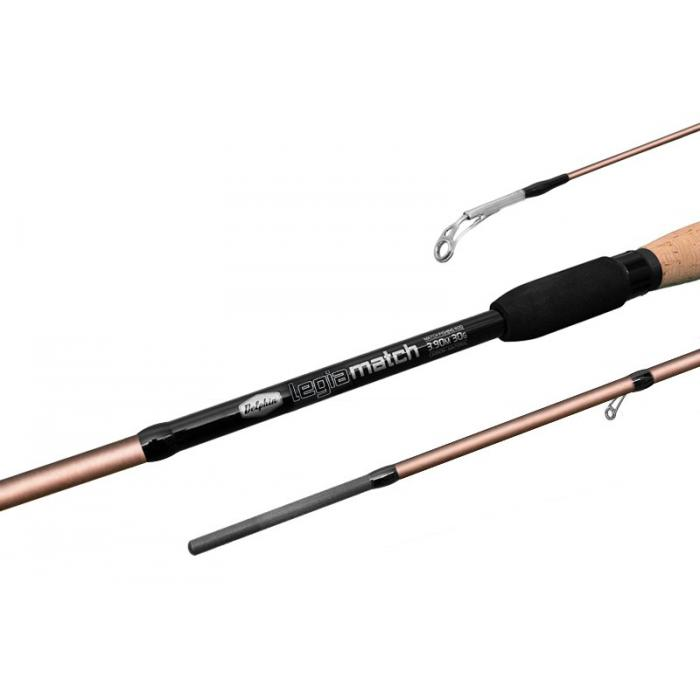 Въдица Delphin LEGIA Match - 390cm / 30g
