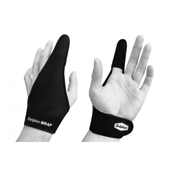 Ръкавица за кастинг Delphin WRAP