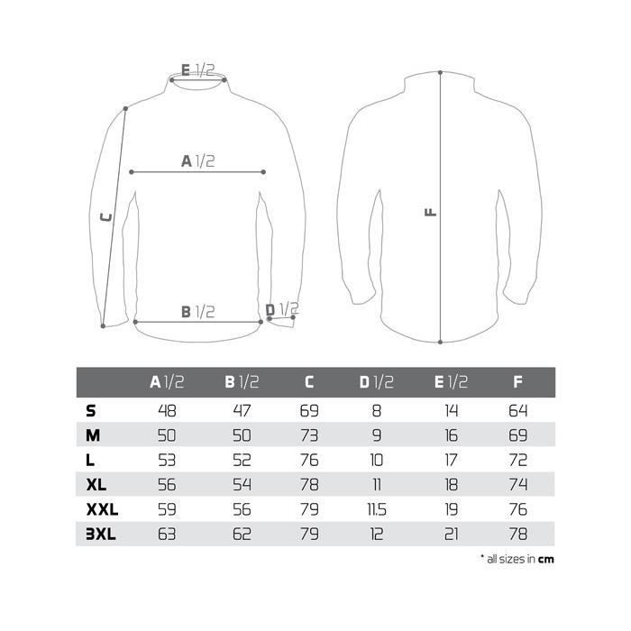 Термо бельо/ блуза Delphin TUNDRA Aktiv