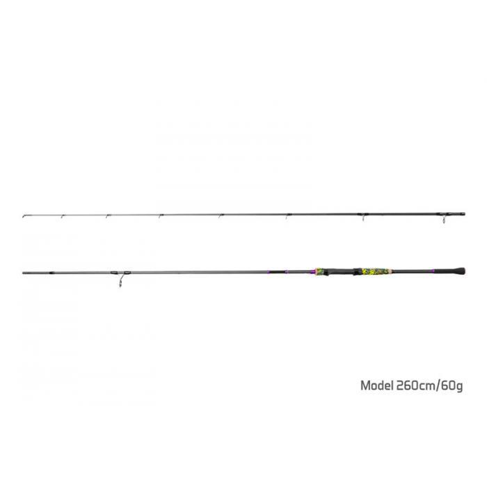 Въдица Delphin HYPNOOSA / 2 части 300cm/60g