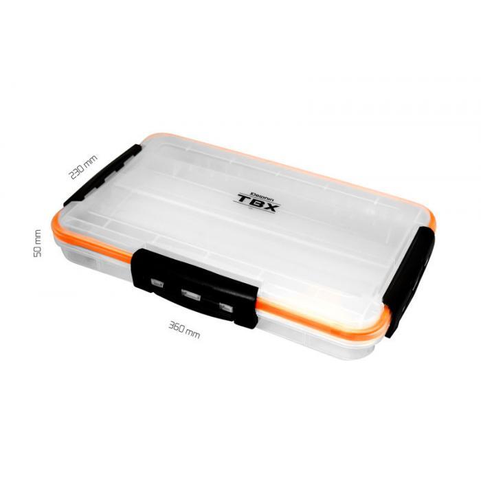Кутия Delphin TBX One 360-1P Clip WP