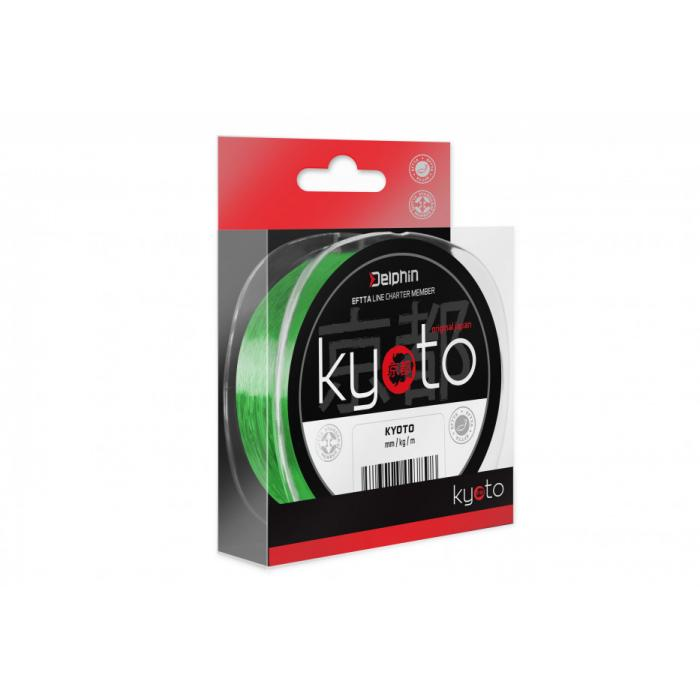 Монофилно влакно Delphin KYOTO / fluo green