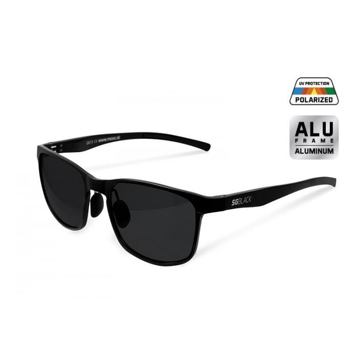 Полярезирани очила Delphin SG BLACK black glasses