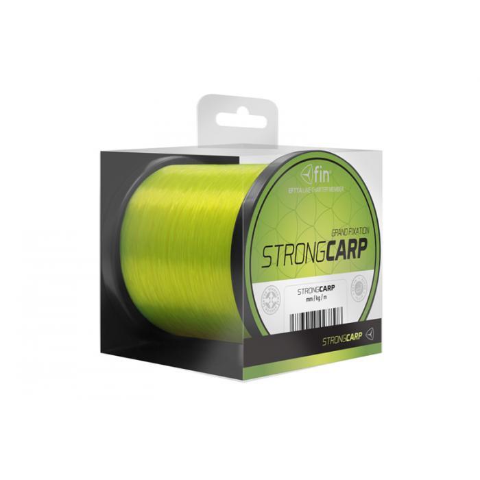 Монофилно влакно FIN Strong CARP / fluo yellow