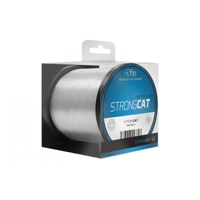 Монофилно влакно FIN Strong CAT 500m/transp