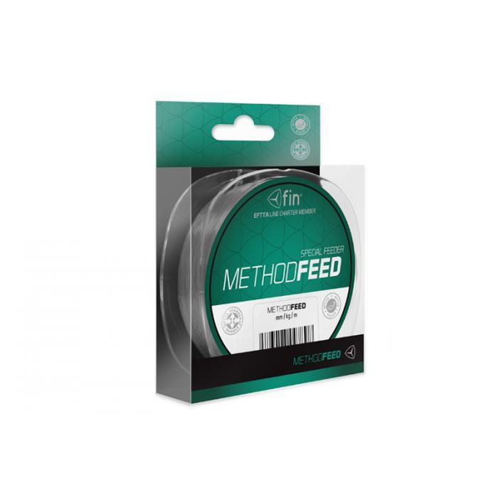 Монофилно влакно FIN Method FEED 150m/300m/grey