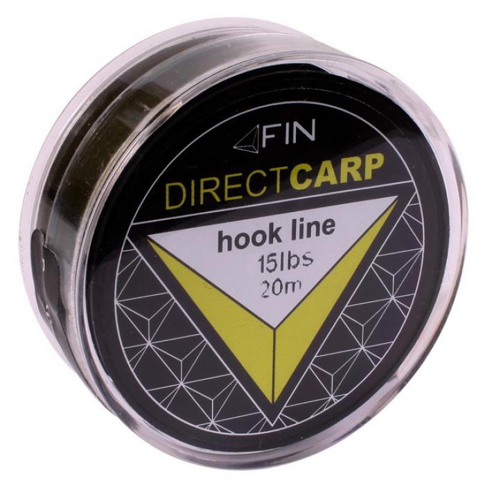 Плетено влакно fin HOOKLINE 6K 20m /gravel