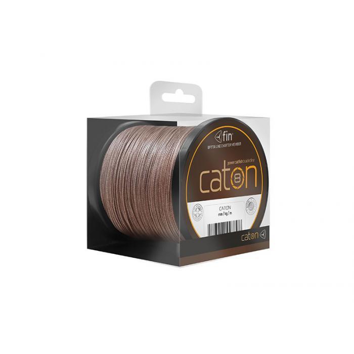 Плетено влакно fin CATON / brown