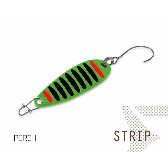 Клатушка Delphin STRIP 2g PERCH Hook #8