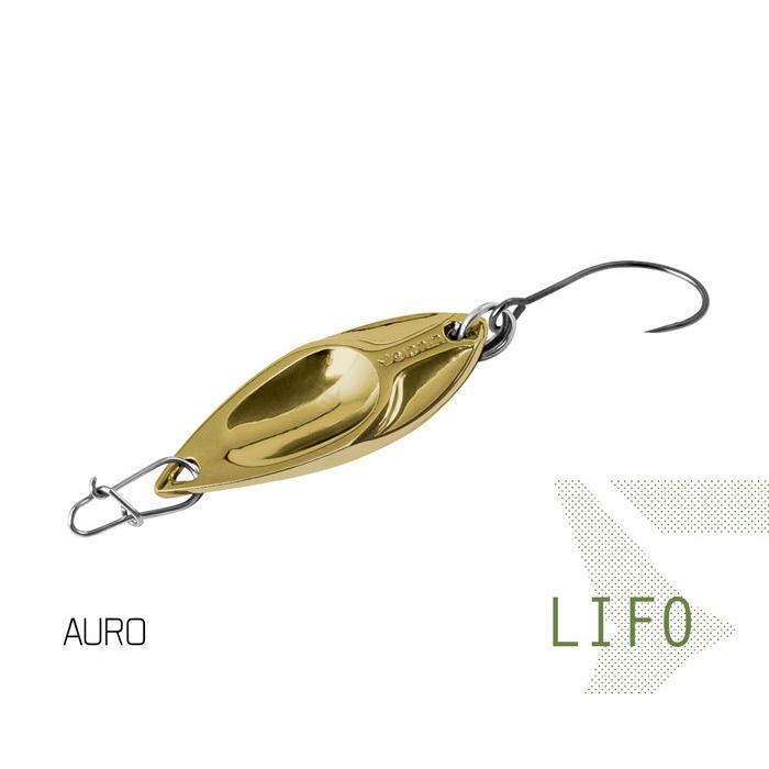 Клатушка Delphin LIFO 2.5g AURO Hook #8