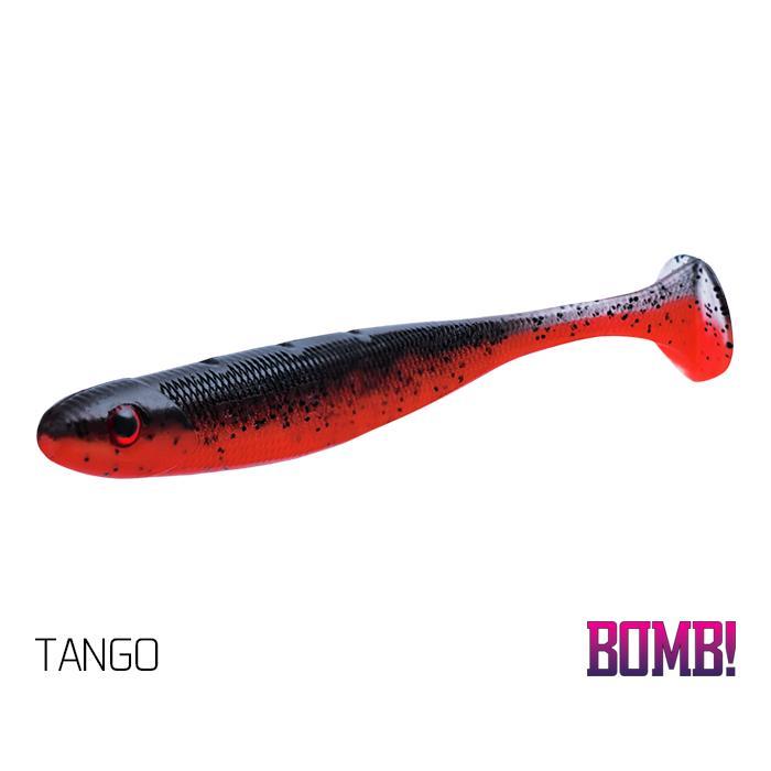 Силиконова примамка BOMB! Rippa 5бр - 8cm/TANGO