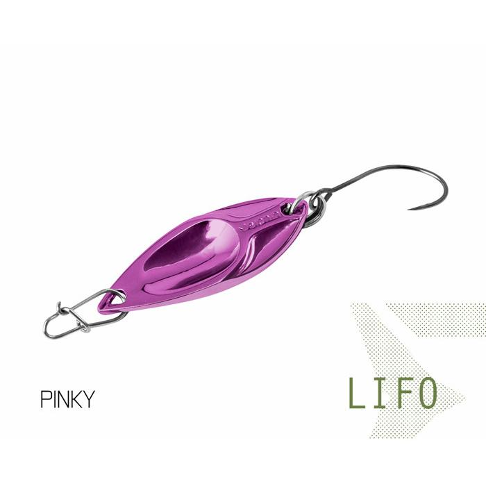 Клатушка Delphin LIFO 2.5g PINKY Hook #8