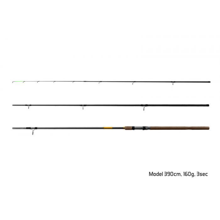 Въдица Delphin SYMBOL feeder 2 / 3 части 390cm/160g