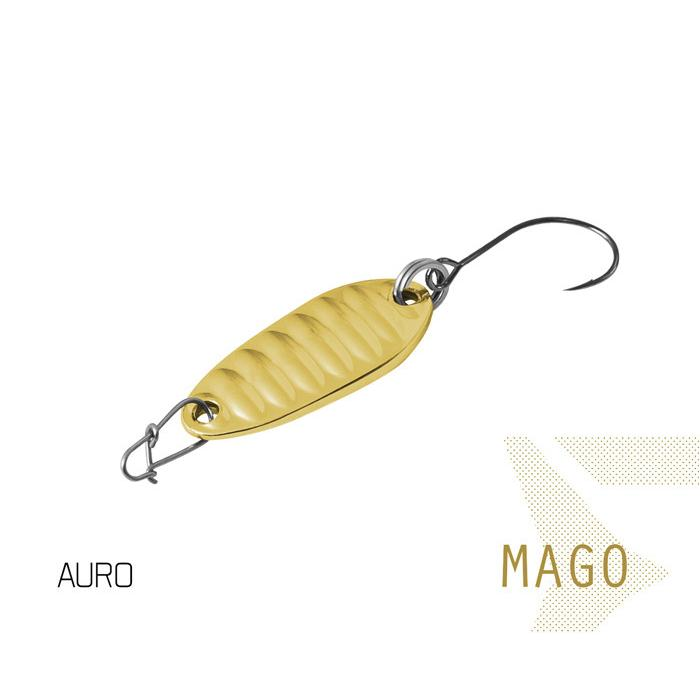 Клатушка Delphin MAGO 2g AURO Hook #8