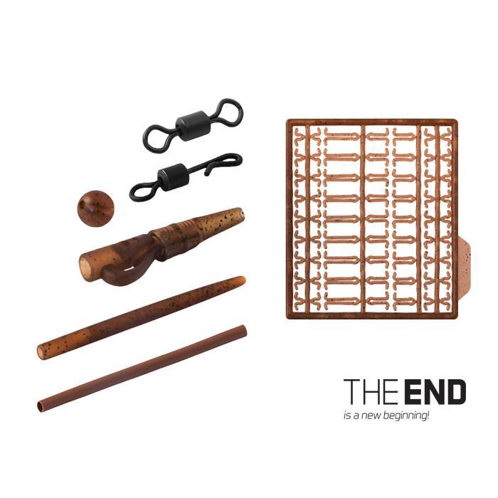 Комплект за монтажи THE END / 10 монтажа - G-ROUND