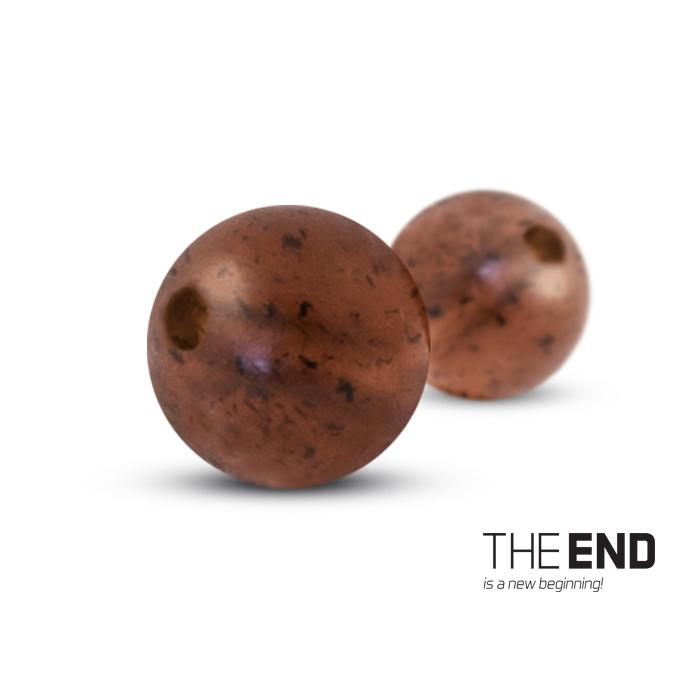 Гумени мъниста THE END / 60 бр