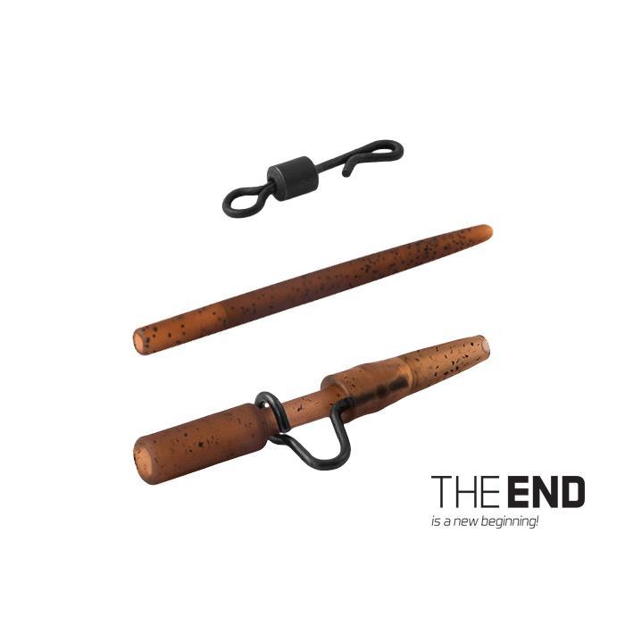 Шаранджийски комплект Heavy-quick lead montage THE END / 4 бр