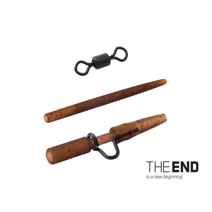 Комплект за монтаж THE END / 5 бр