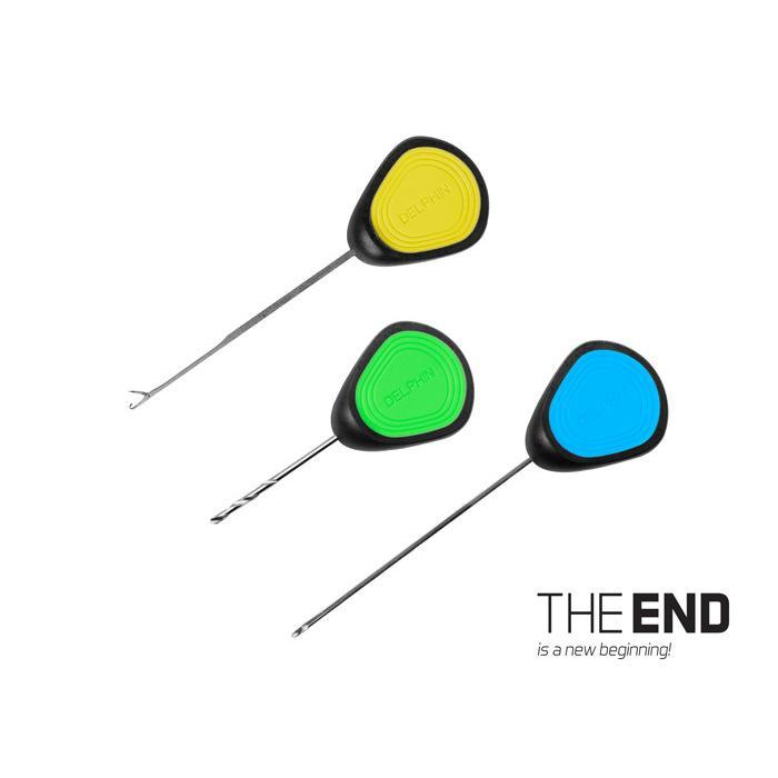 Комплект игли с бургия THE END GRIP Set / 3 бр