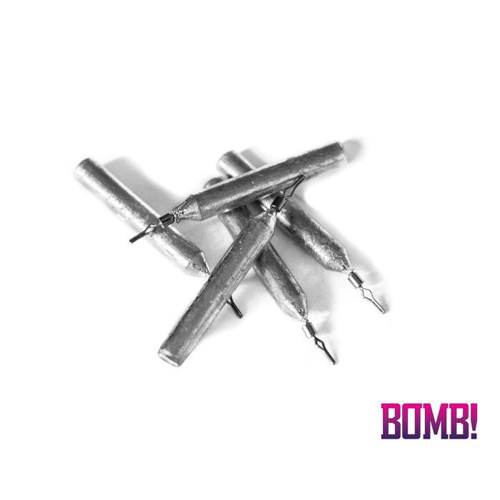 Оловна тежест дроп-шот BOMB! 5 бр