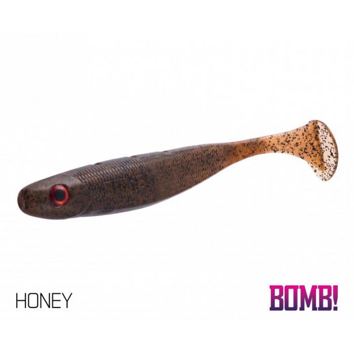 Силиконова примамка BOMB! Rippa / 5бр - 5cm/HONEY
