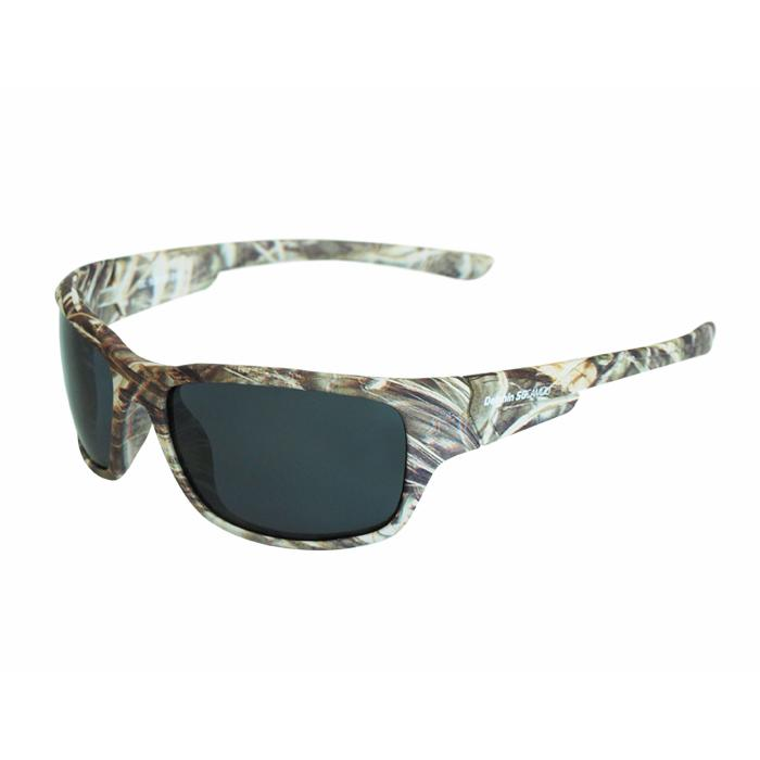 Поляризирани слънчеви очила Delphin SG CAMOU /Floating