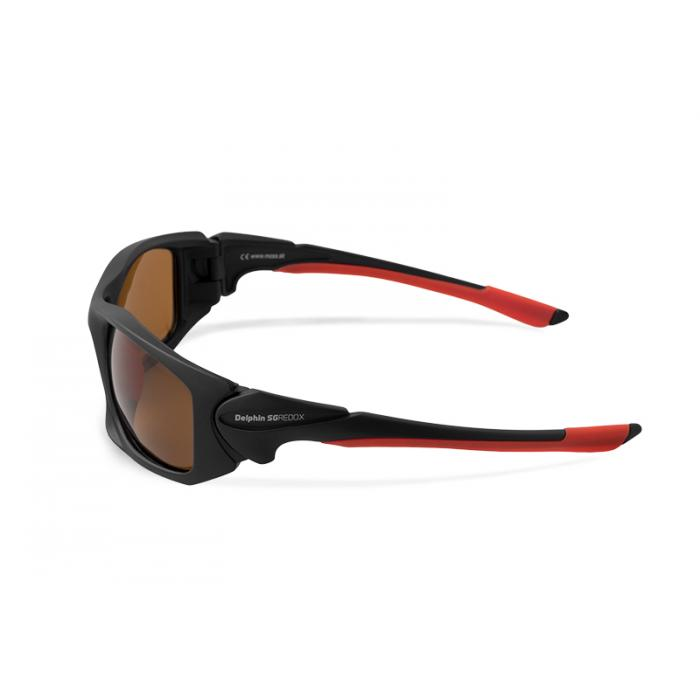 Поляризирани слънчеви очила Delphin SG REDOX