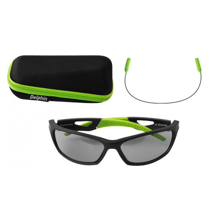 Поляризирани слънчеви очила SG FLASH - grey glasses