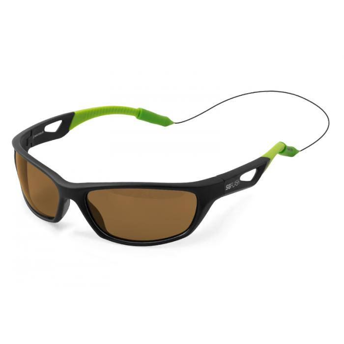 Поляризирани слънчеви очила SG FLASH - brown glasses