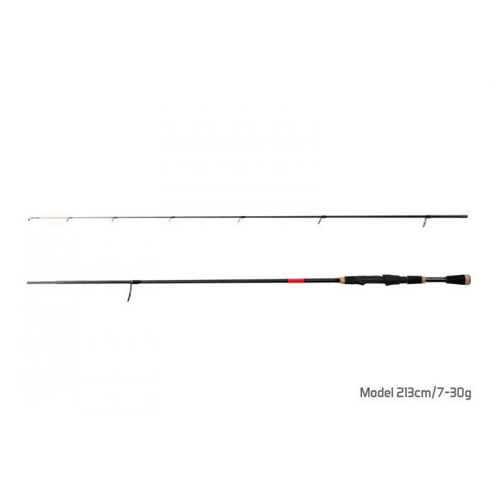 Въдица Delphin ERROR / 2 части 211cm/5-22g