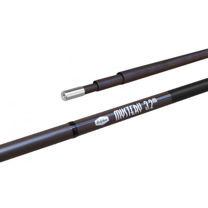 Телескопична дръжка Delphin MYSTERY - 320cm / 3 части
