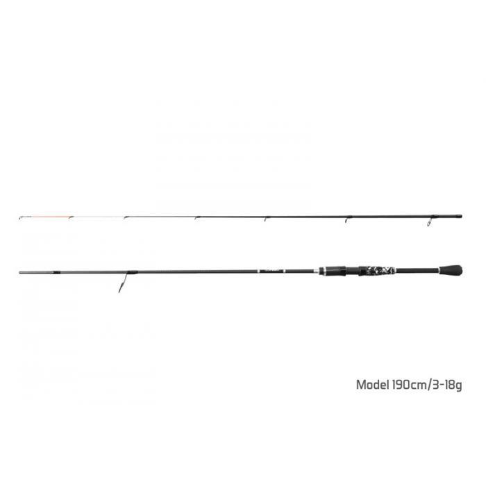 Въдица Delphin PIRAT / 2 части 225cm/3-18g