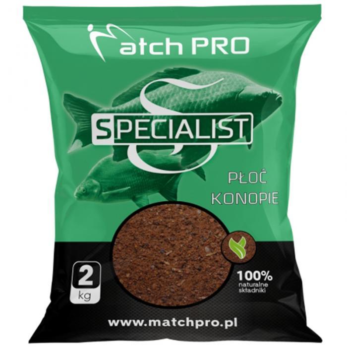 SPECIALIST HEMP ROACH MatchPro 2kg