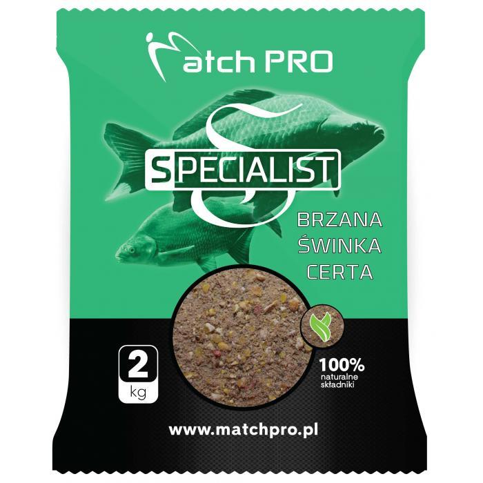 SPECIALIST BARBEL - NASE - VIMBA MatchPro 2kg