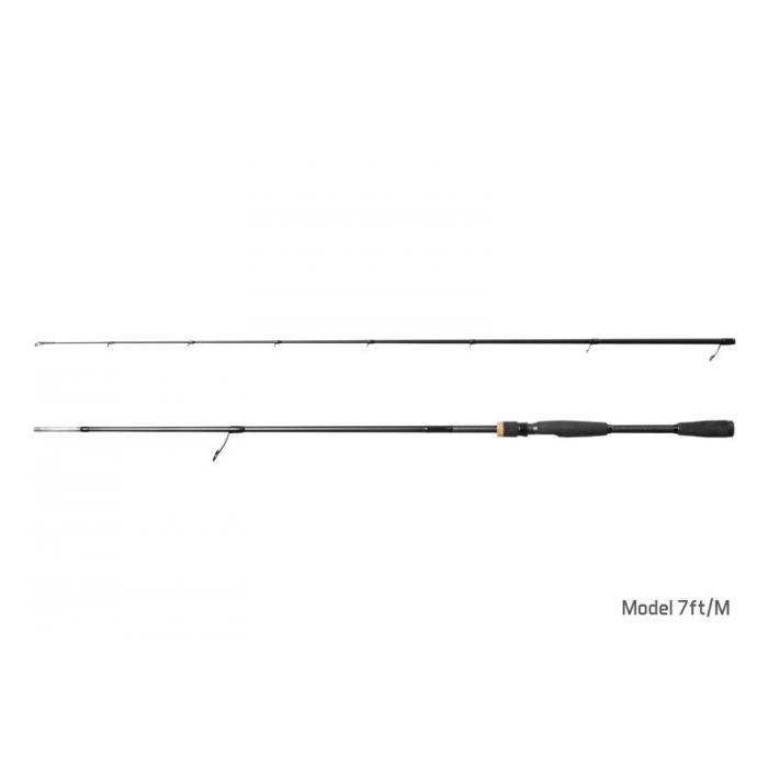 Въдица Delphin ADDYCT Spin / 2 части 6,6ft/M