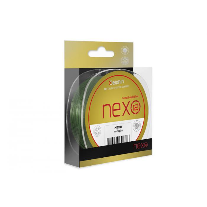 Плетено влакно Delphin NEXO 12