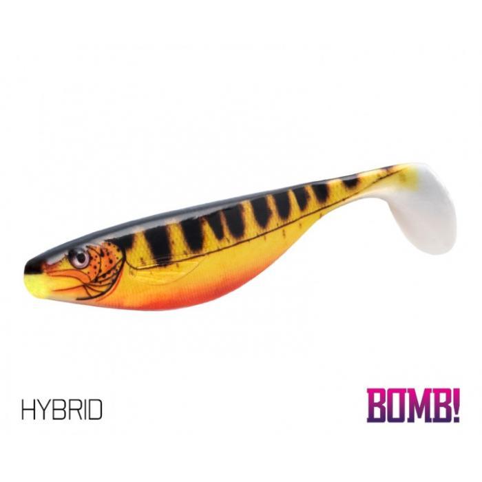 Силиконова примамка BOMB! HYPNO 3бр - 9cm/3D HYBRID
