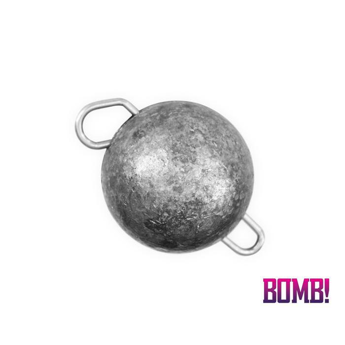 Оловна глава Чебурашка BOMB! 5 бр