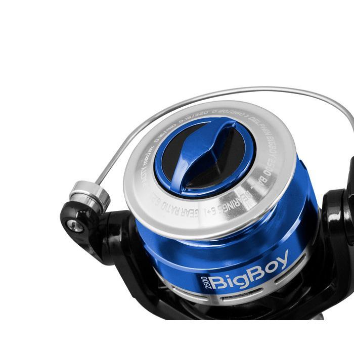 Макара Delphin BIGBOY 2500