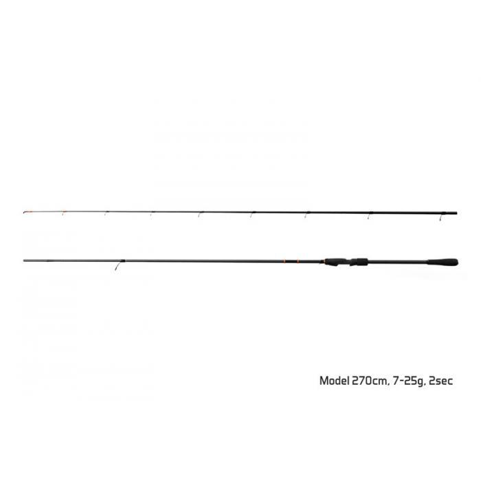 Въдица Delphin EXTAZA / 2 части 300cm/7-25g