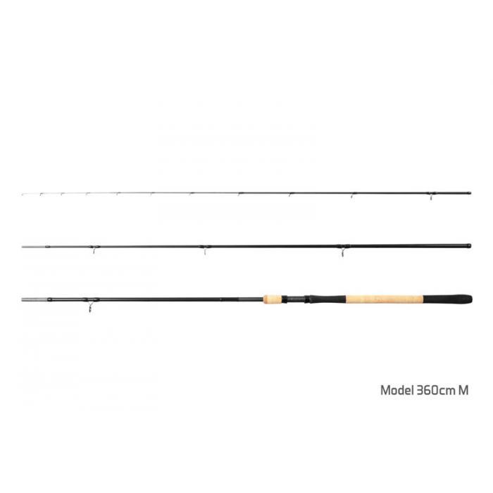 Въдица Delphin RYTUAL Feeder + 3 части 360cm L