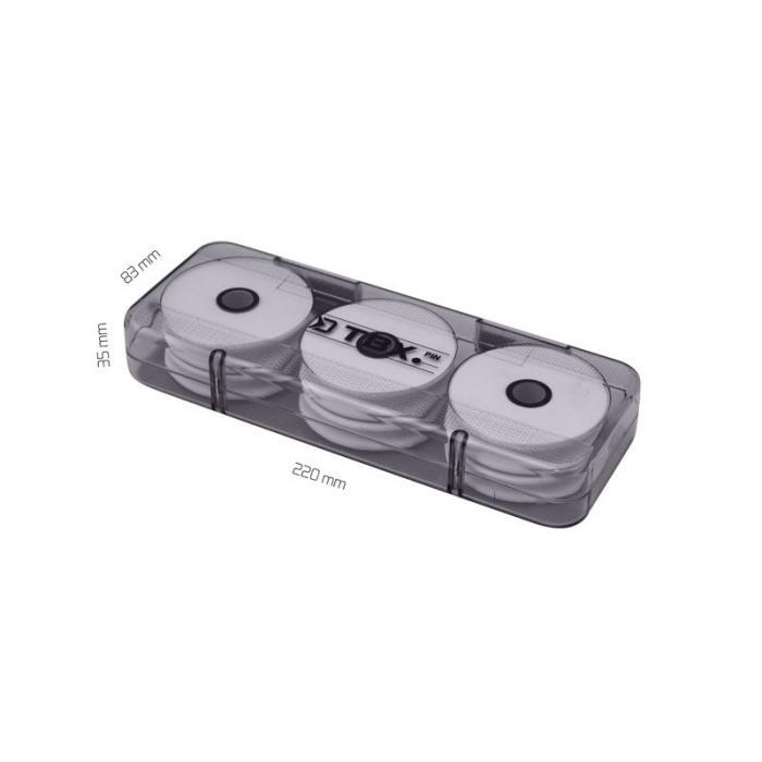 Кутия Delphin TBX Rig 220-6F Magnetic